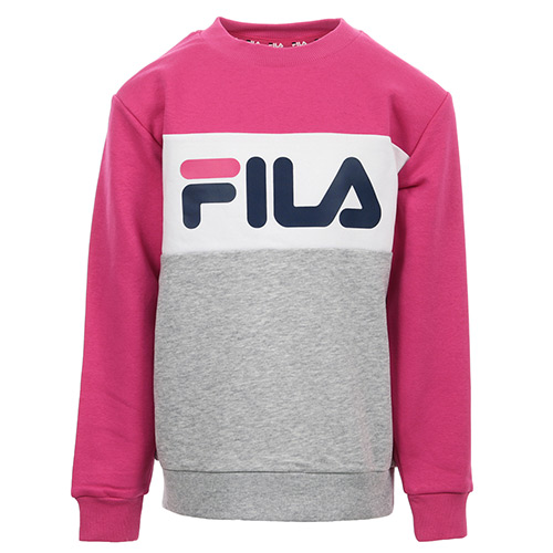 Fila Kids Night Blocked Crew Sweat
