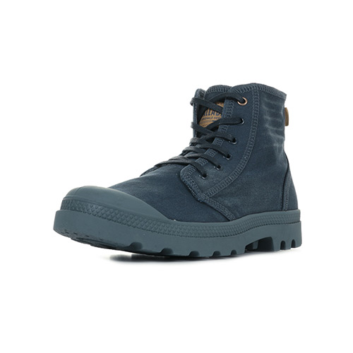 Palladium Palladenim Hi Blue