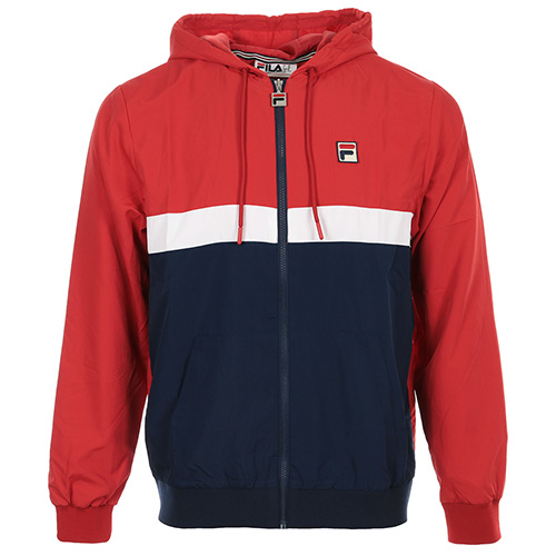 Fila Ambrose Colour Block Jacket