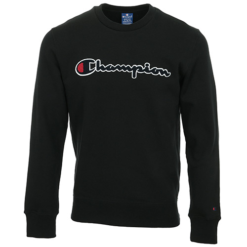 Champion Crewneck Sweatshirt - Noir