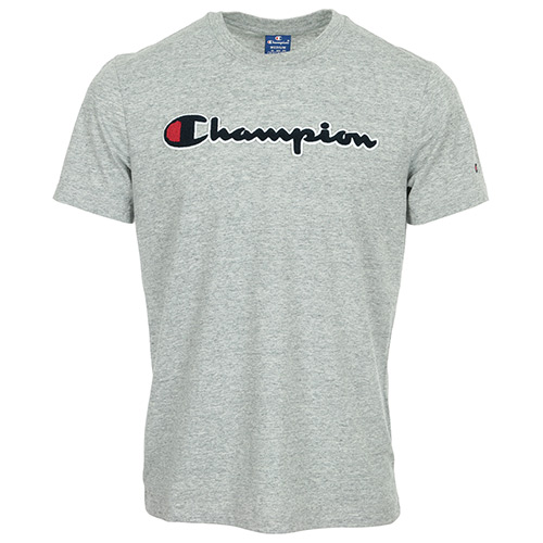 Champion Crewneck T-Shirt - Gris