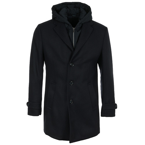 Windstopper Overcoat