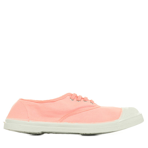 Bensimon Tennis Lacets - Rose
