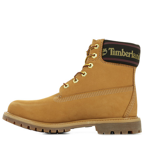 Timberland 6in Logo Collar Boot