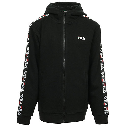Adara Tape Zipp Sweat Kids