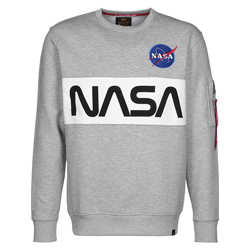 NASA Inlay Sweater