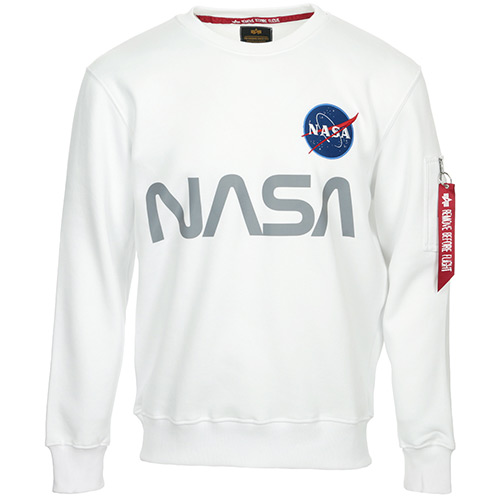 NASA Reflective Sweater