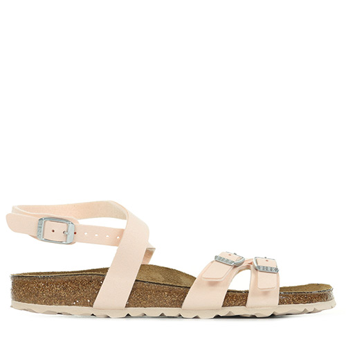 Birkenstock Blanca Brushed Light - Rose
