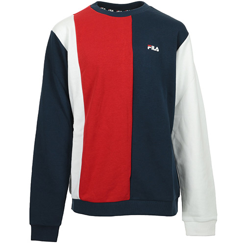 Tulia Blocked Crew Sweat Kids