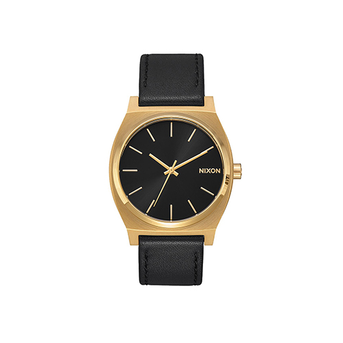 Time Teller Gold Black Black