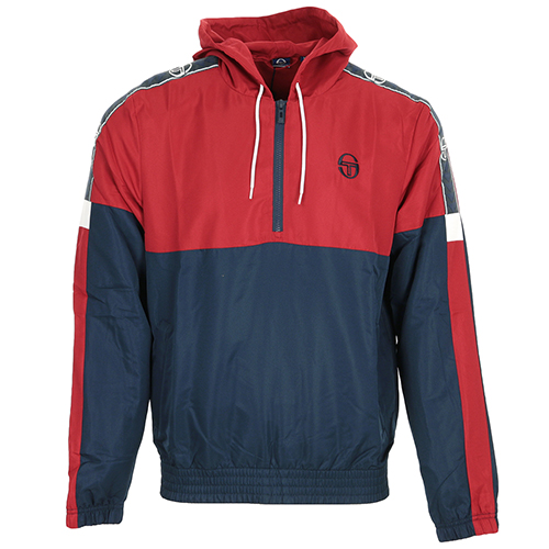 Fingal Tracktop Navy/ Red