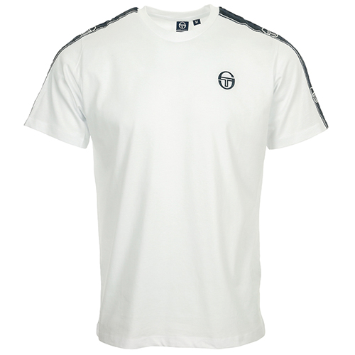 Sergio Tacchini Feather T-Shirt - Blanc