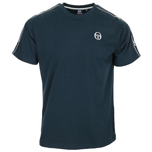 Sergio Tacchini Feather T-Shirt - Bleu marine