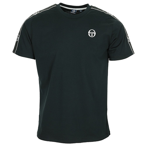 Sergio Tacchini Feather T-Shirt - Noir