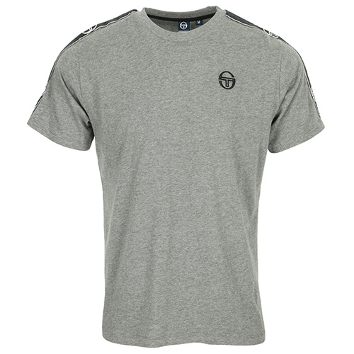 Sergio Tacchini Feather T-Shirt - Gris
