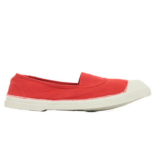 Bensimon Tennis Elastique - Rouge