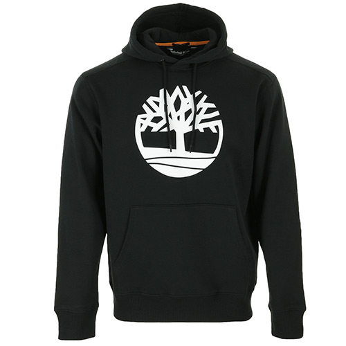 Core Tree Logo Pull Over Hoodie