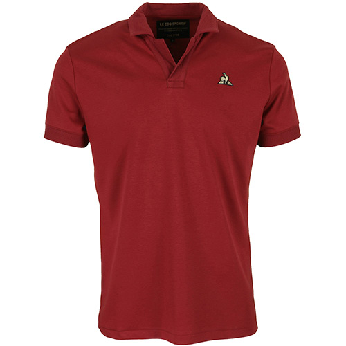 Le Coq Sportif Coq D'or Tee SS - Rouge