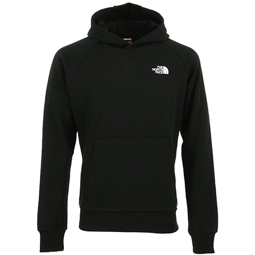The North Face Raglan Redbox Hoodie - Noir