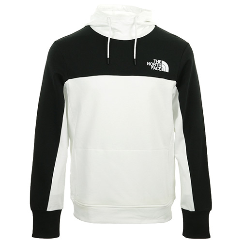 The North Face Himalayan Hoodie - Blanc
