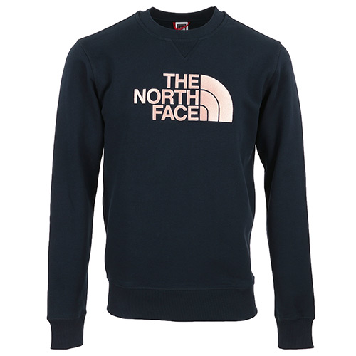 The North Face Drew Peak Crew - Bleu marine