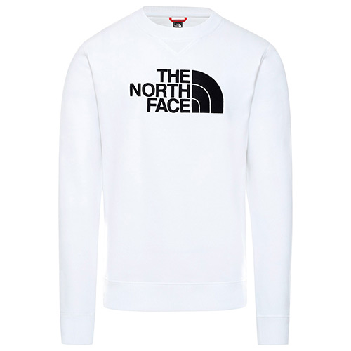 The North Face Drew Peak Crew - Blanc