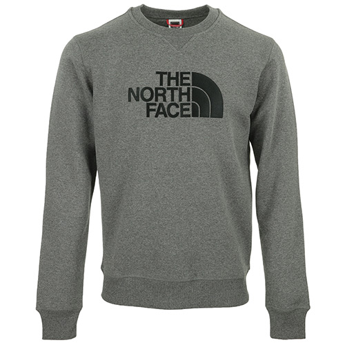 The North Face Drew Peak Crew - Gris