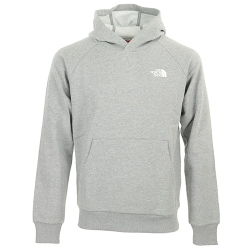 The North Face Raglan Redbox Hoodie - Gris