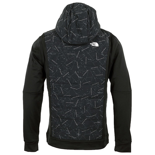 The North Face Train N Logo Hybrid Insulated Jacket