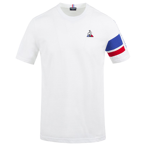 Tricolore Tee SS