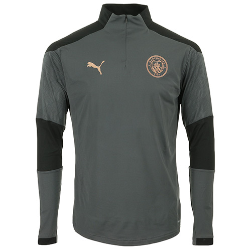 Manchester City 1/4 Zip Top