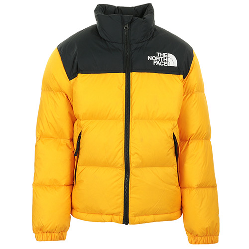 The North Face 1996 Retro Nuptse Jacket Kids - Jaune