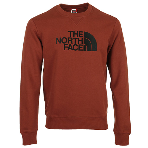 The North Face Drew Peak Crew - Marron
