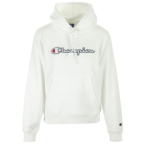 Champion Hooded Sweatshirt Wn's - Blanc