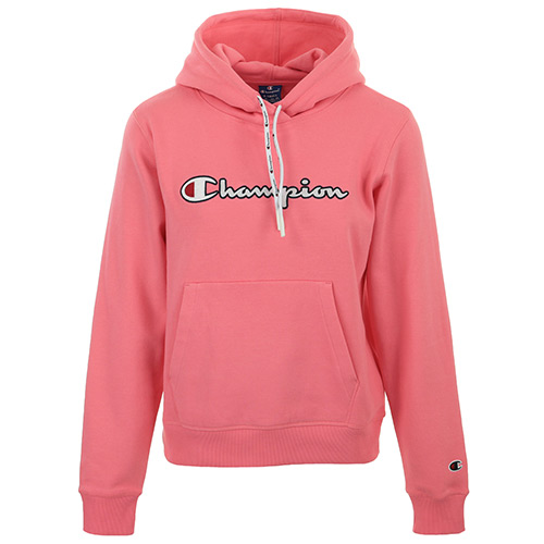 Champion Hooded Sweatshirt Wn's - Rose