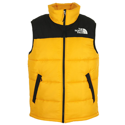 The North Face Himalayan Insulated Vest - Jaune