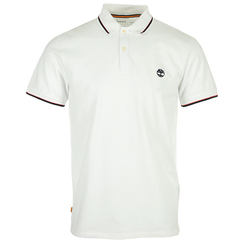 Timberland Millers River Polo - Blanc