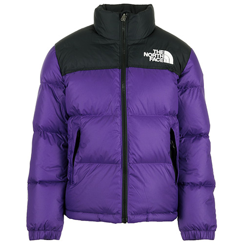 The North Face 1996 Retro Nuptse Jacket Kids - Violet