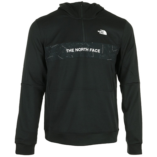Train N Logo 1/4 Zip