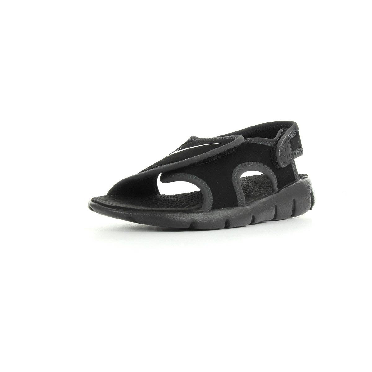sandale nike bebe noir. Black Bedroom Furniture Sets. Home Design Ideas