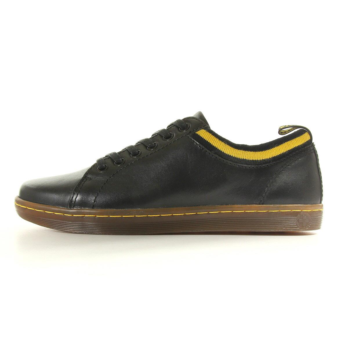 chaussures baskets doc martens homme trenton taille noir