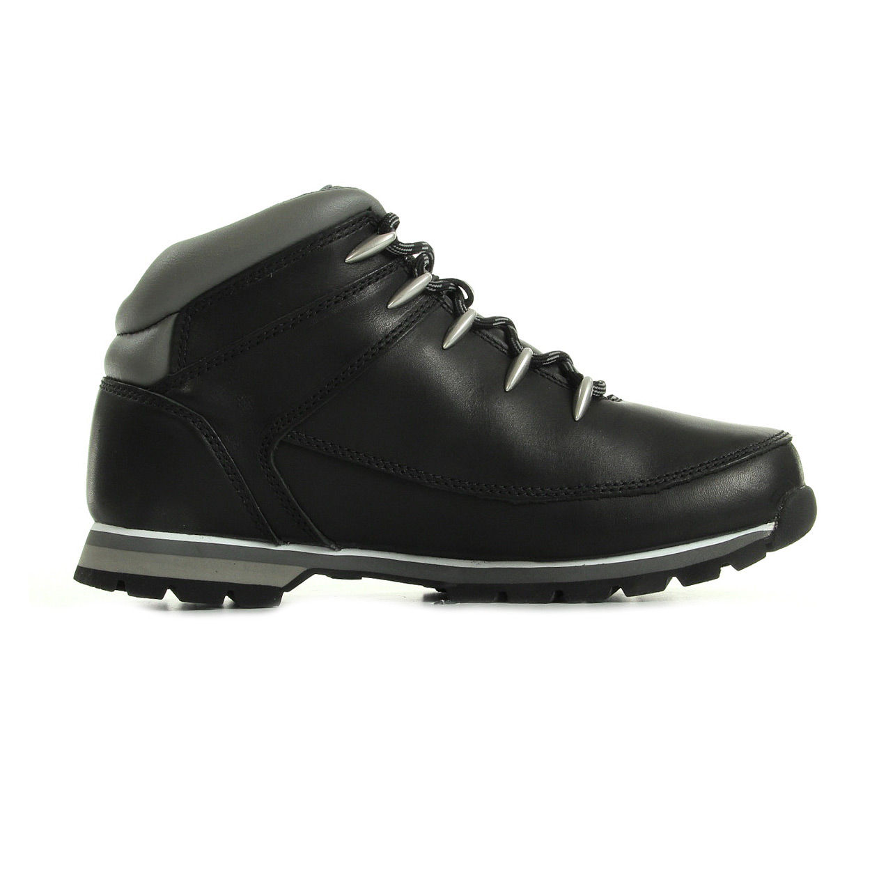 89432054c1a Chaussures Boots Timberland homme Euro Sprint taille Noir Noire Cuir ...