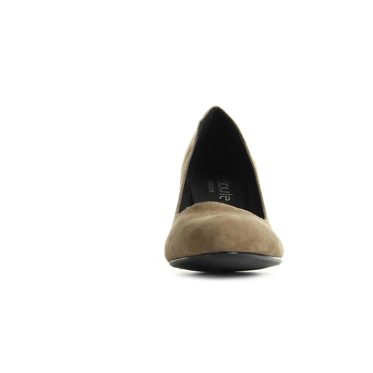 chaussures escarpins la redoute cr ation femme escarpins taille gris grise ebay. Black Bedroom Furniture Sets. Home Design Ideas