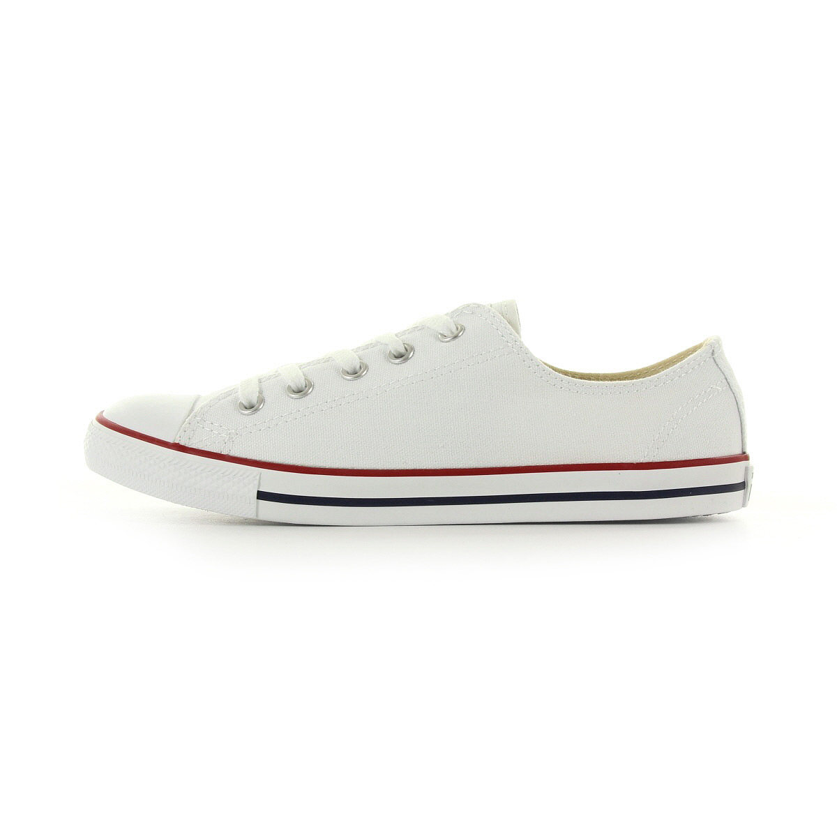 Converse CT Dainty ox 537204F, Baskets mode femme