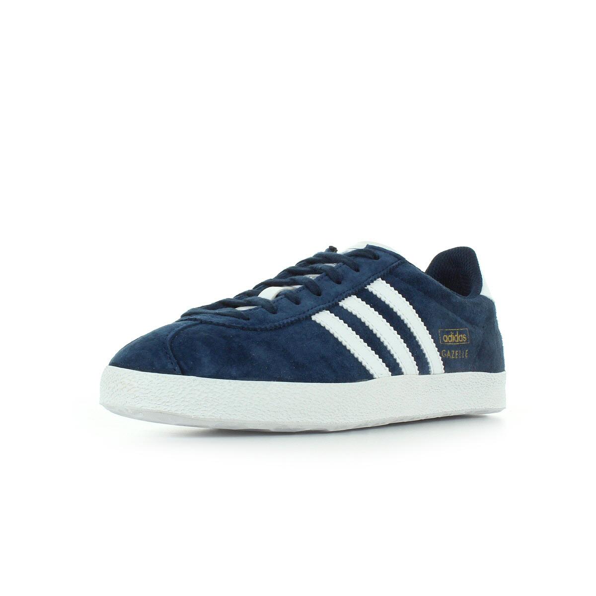 Adidas Gazelle Og baskets bleu marine