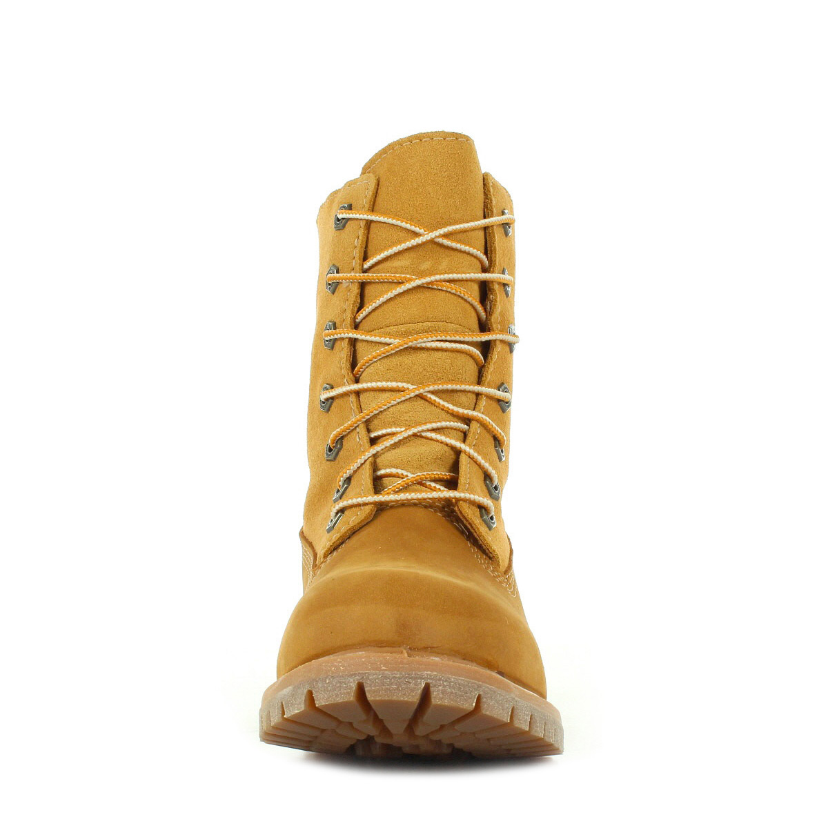 Bottes-Timberland-femme-Auth-Teddy-Fleece-Wp-Whea-taille-Camel-Cuir-Lacets