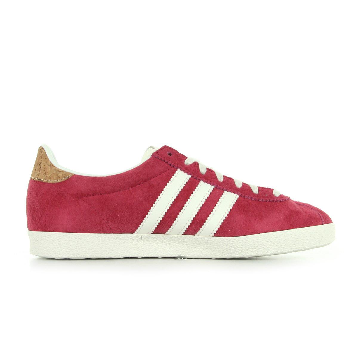Chaussures baskets Adidas Femme Gazelle OG W taille Rose