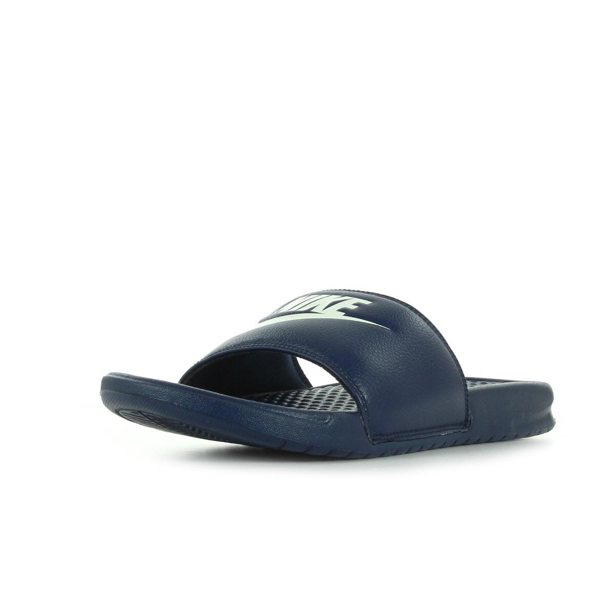 nike benassi jdi 343880403 sandales homme. Black Bedroom Furniture Sets. Home Design Ideas