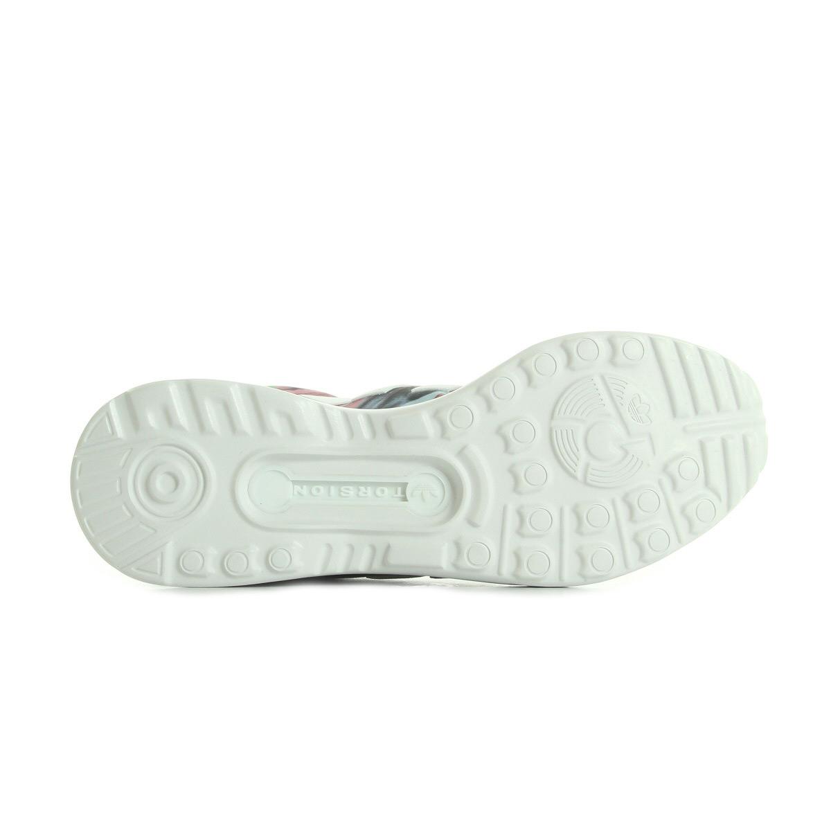 adidas ZX Flux Smooth W S82890, Baskets mode femme