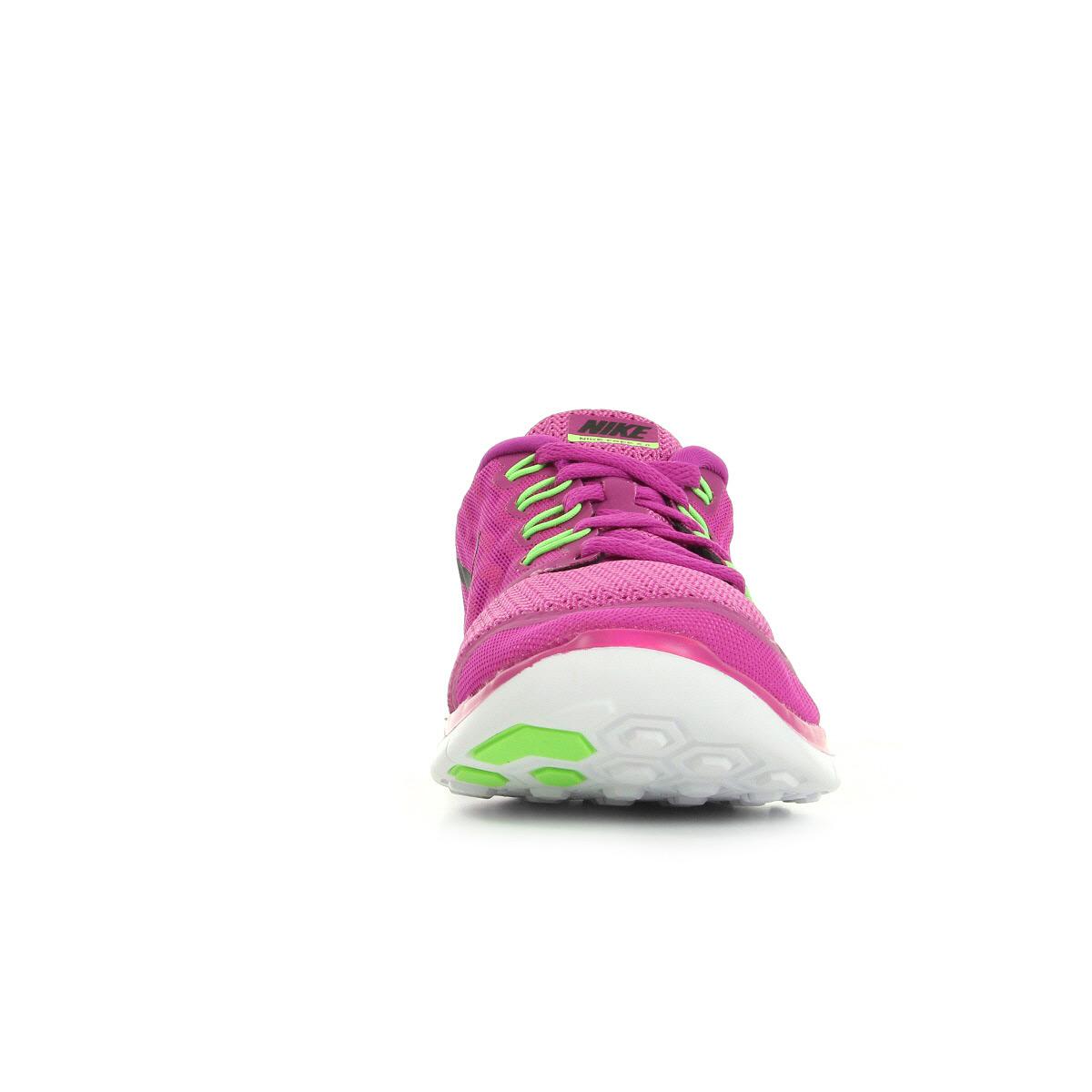 Nike WMNS NIKE FREE 5.0 724383501, Baskets mode femme